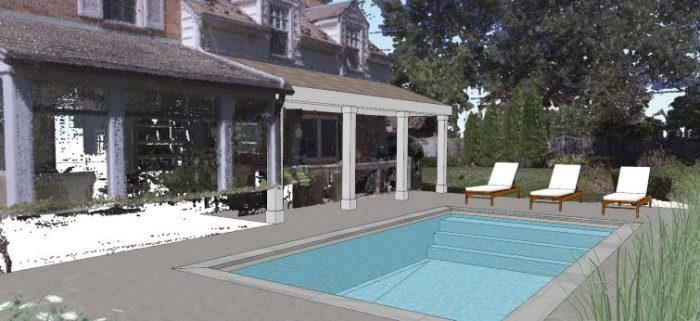 3D modeling with Undet for SketchUp